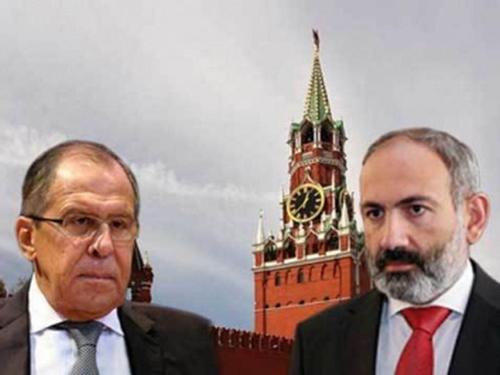 Лавров посылает месседж Пашиняну: Ты не вечен!