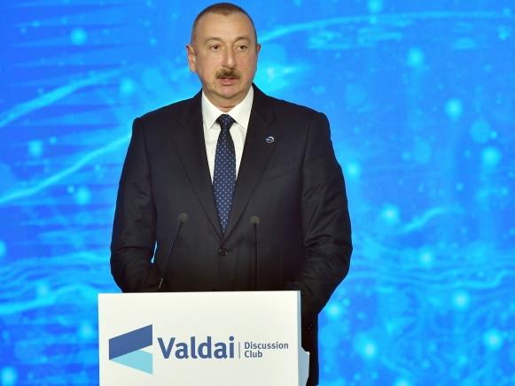 Президент Ильхам Алиев: «Карабах – это Азербайджан. И восклицательный знак» - ВИДЕО