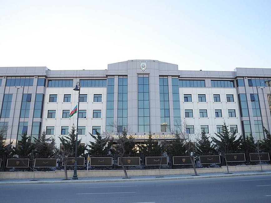 Bakı Polisi: İctimai asayişin pozulması ilə müşayiət olunan küçə yürüşünə cəhdin qarşısı alınıb