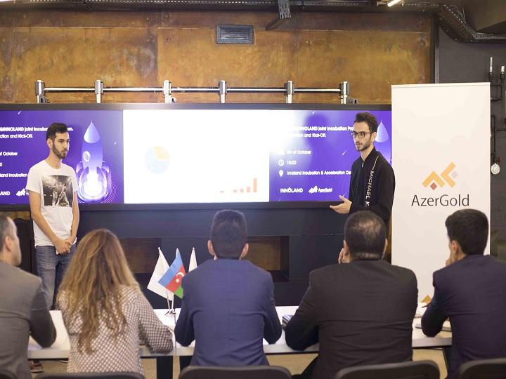 """INNOLAND və """"AzerGold"""" QSC-nin Akselerasiya Proqramında iştirak edəcək startapları müəyyənləşdi – FOTO"""