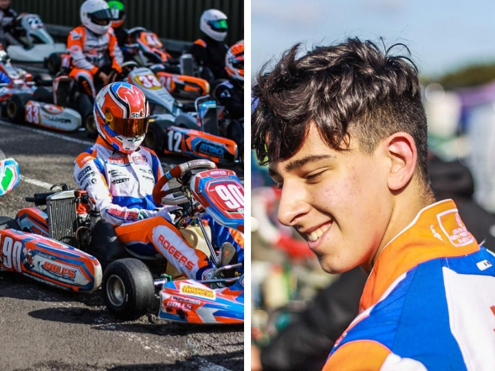 История Джамиля Гасанлы: Как азербайджанец пробивается в «Формулу-1» - ФОТО - ВИДЕО