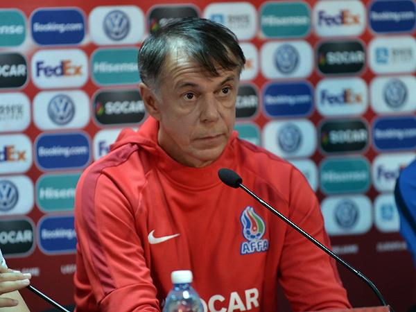 Никола Юрчевич: «Конечно, мы больше думаем об игре против Венгрии»