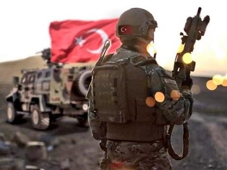 Türkiyə ordusu terrorçuların 181 sığınacağına zərbələr endirib