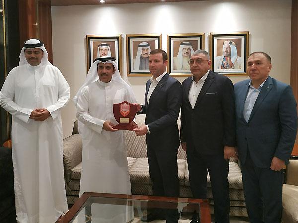 Состоялась встреча представителей АФФА и АФБ