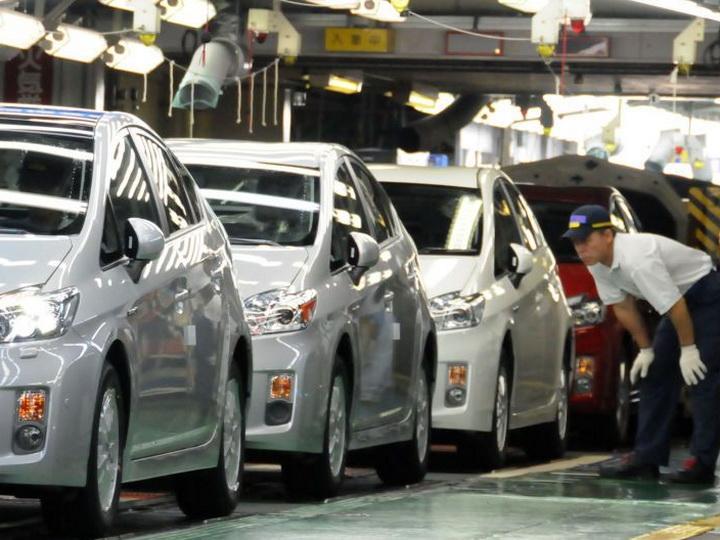 В Японии Toyota и Honda остановили работу заводов из-за приближения тайфуна