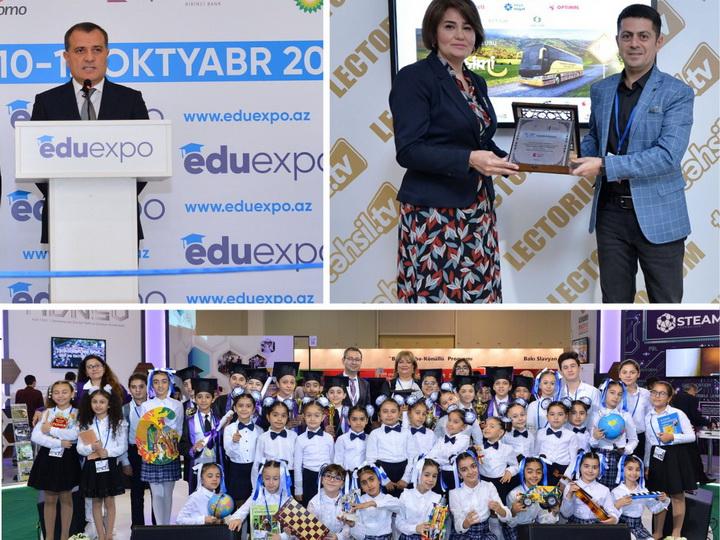 Kapital Bank является официальным партнером Международной выставки образования - ФОТО