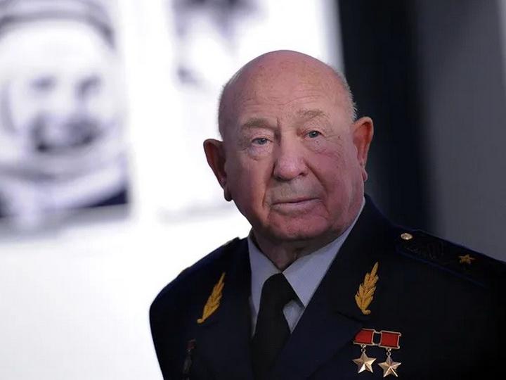 Умер космонавт Алексей Леонов— первый человек, вышедший воткрытый космос