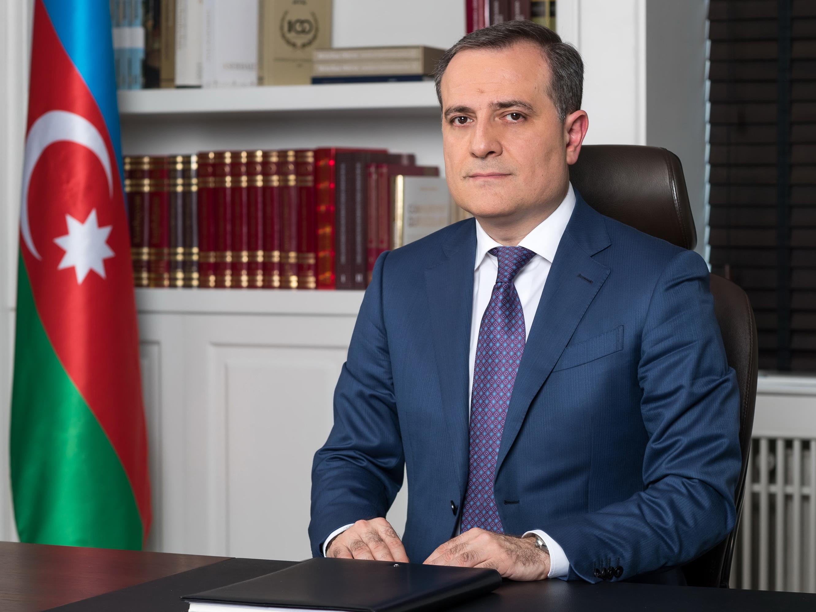Министр образования Джейхун Байрамов встретился с делегацией во главе с министром национального образования Турции