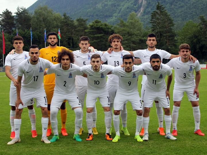Молодежная сборная Азербайджана разгромлена во Франции - ФОТО