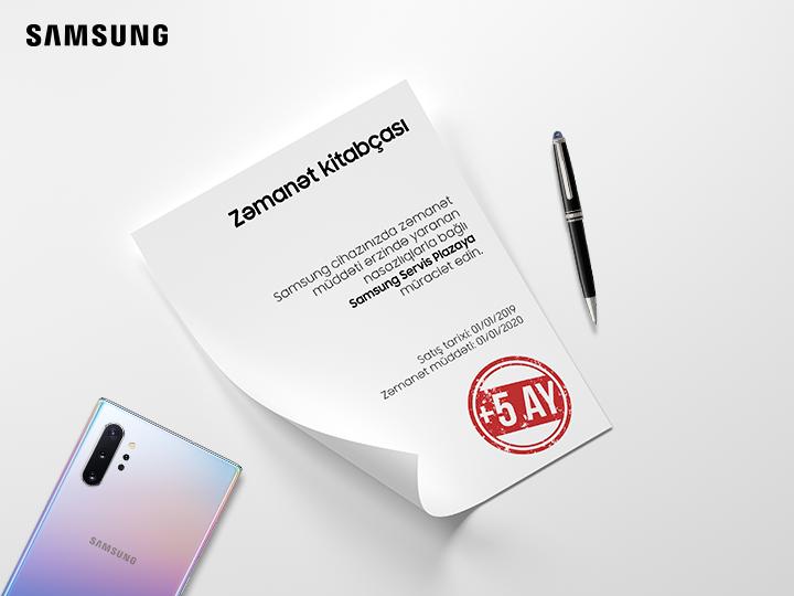 Samsung-un 50 illik yubileyinə həsr olunmuş xüsusi aksiya