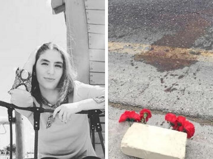 В Баку экс-полицейский сбил насмерть студентку - ФОТО