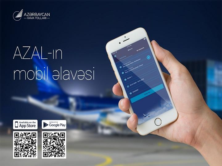 AZAL iPhone və Android smartfonları üçün mobil əlavəni təqdim etdi
