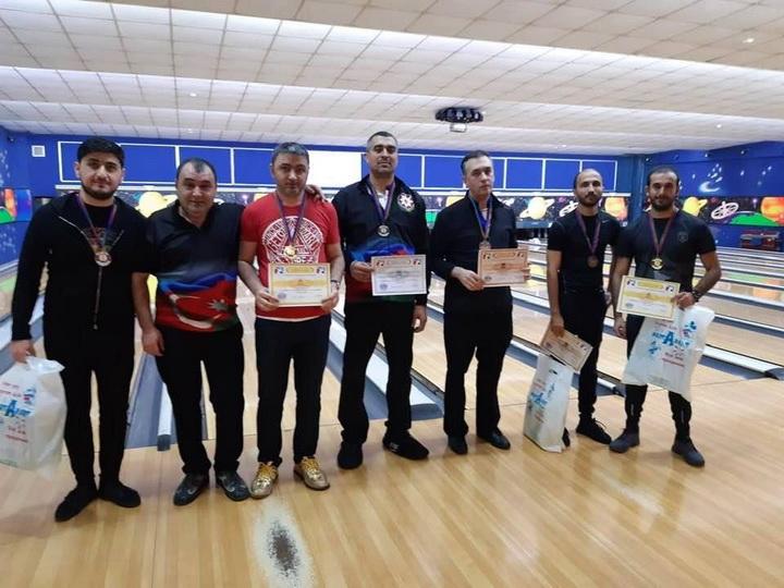 Определились победители второго тура чемпионата Азербайджана по боулингу
