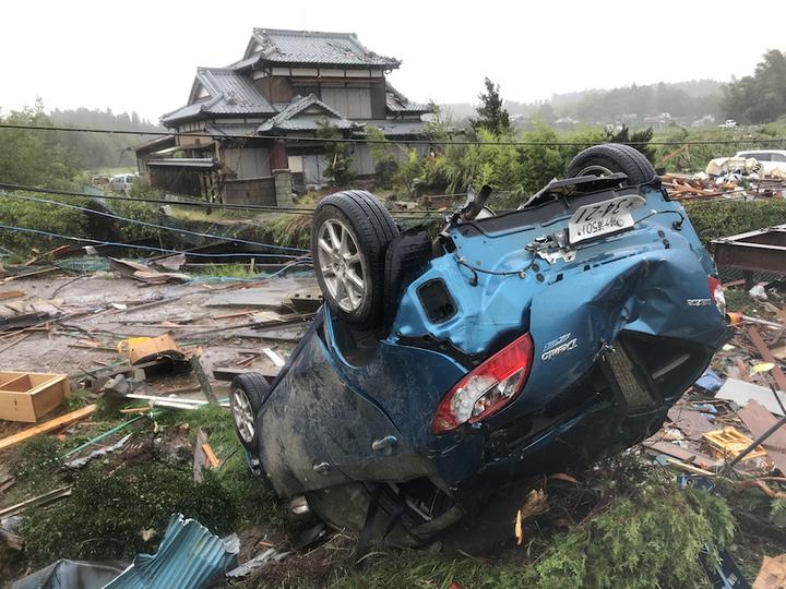 Жертвами тайфуна «Хагибис» в Японии стали 40 человек - ФОТО - ОБНОВЛЕНО
