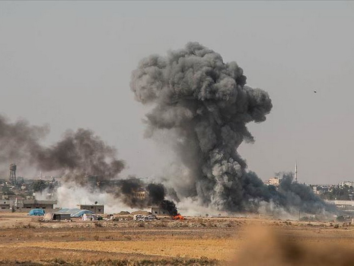 В рамках операции «Источник мира» уничтожено 480 террористов