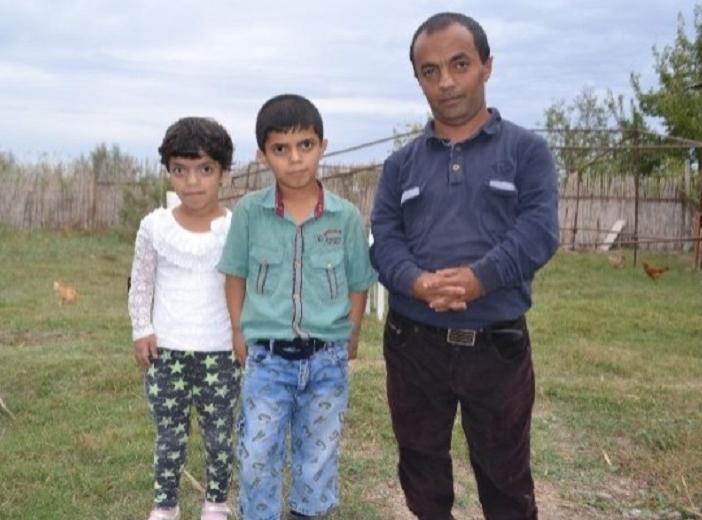 Azərbaycanın ən bəstəboy ailəsi - VİDEO