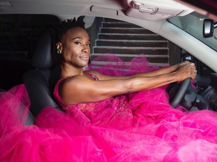 В новой «Золушке» фея-крестная станет мужчиной: роль сыграет темнокожий гей - ФОТО