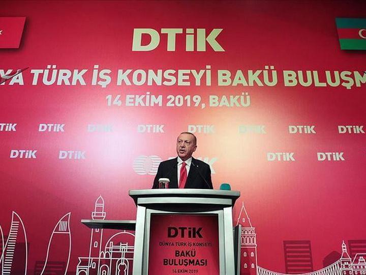 Эрдоган: Турция не откажется от операции в Сирии