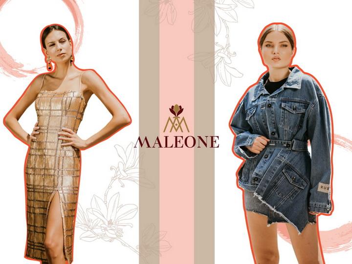 Мультибрендовый бутик Maleone: Универсальность, эксклюзивность, стиль и красота - ФОТО - ВИДЕО