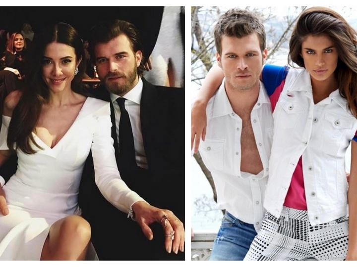 СМИ: Кыванч Татлытуг изменил жене с ангелом Victoria's Secret - ФОТО