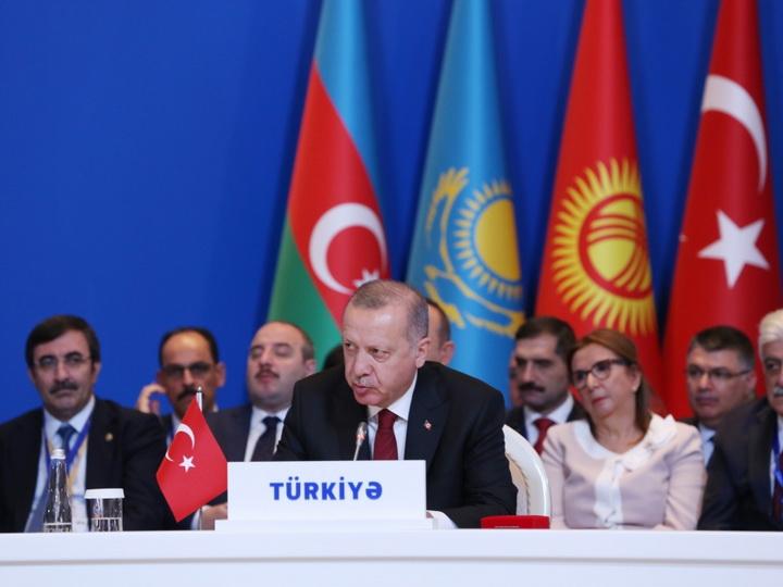 Эрдоган в Баку сделал важные заявления об операции в Сирии и Карабахе