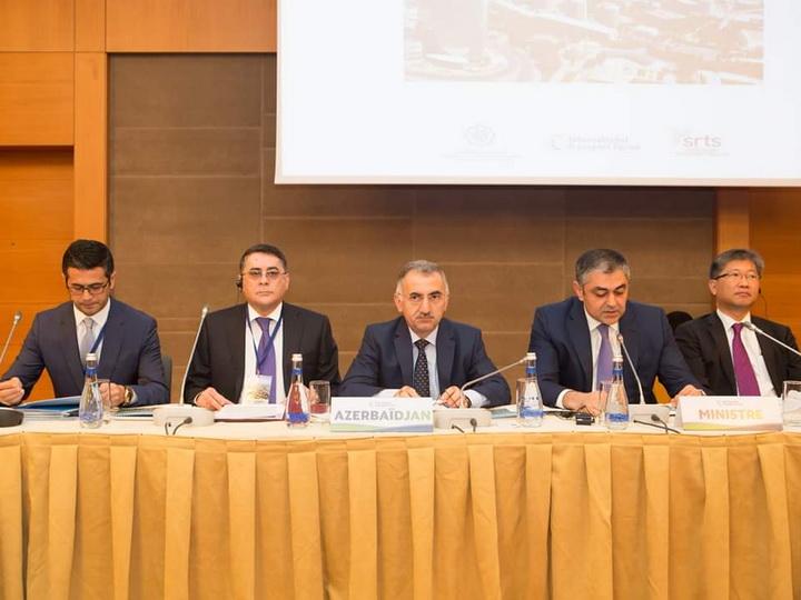 В Баку проходит заседание группы Международного транспортного форума - ФОТО