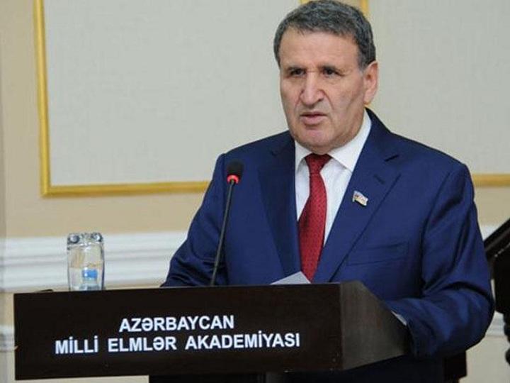 """İsa Həbibbəyli """"Vətənə xidmətə görə"""" ordeni ilə təltif edilib"""