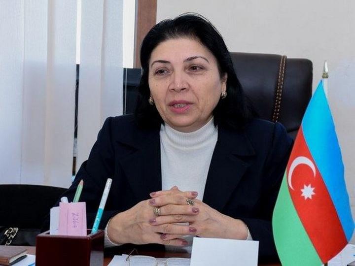 Саялы Садыгова: Азербайджанцы не могут называть своих детей русскими именами