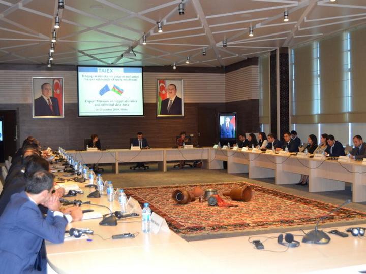 Генпрокуратура Азербайджана изучает европейский опыт - ФОТО