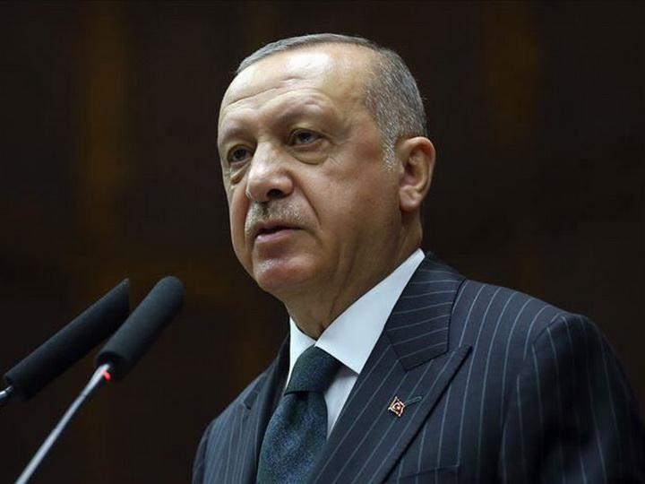 Эрдоган: Тем, кому нужны примеры массовых убийств мирных жителей, пусть посмотрят на Карабах