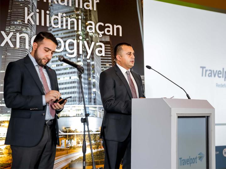 """Fairmont oteldə """"Travelport"""" şirkətinin Azərbaycan ofisi öz təqdimatını keçirdi – FOTO"""