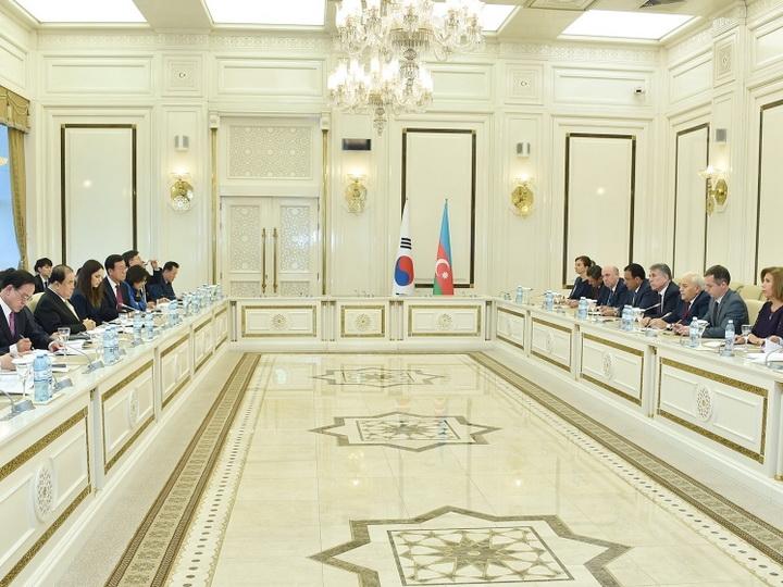 Мун Хи Сан: Азербайджан имеет важное значение для Республики Корея