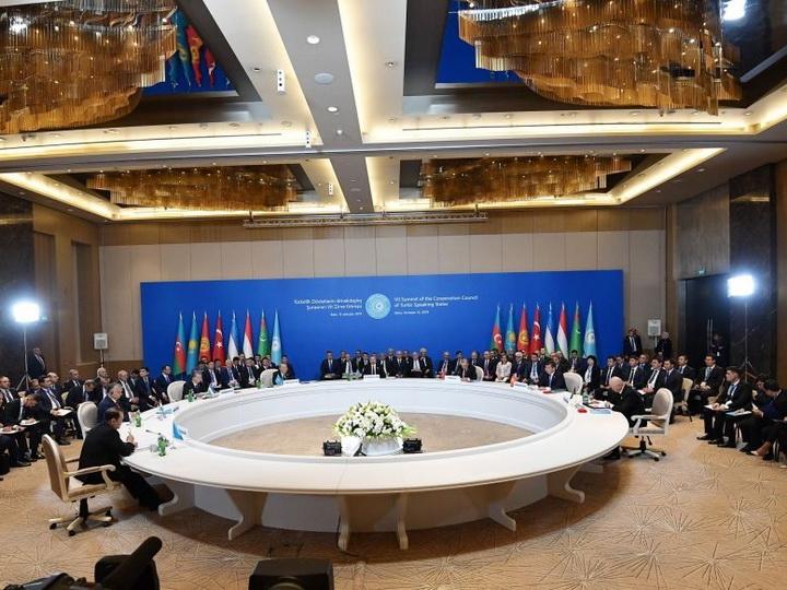 Тюркский совет доказал, что является опорой для сохранения мира в регионе