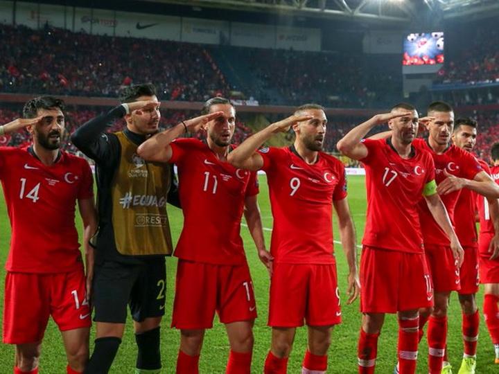 УЕФА открыл дисциплинарное дело в отношении Турции