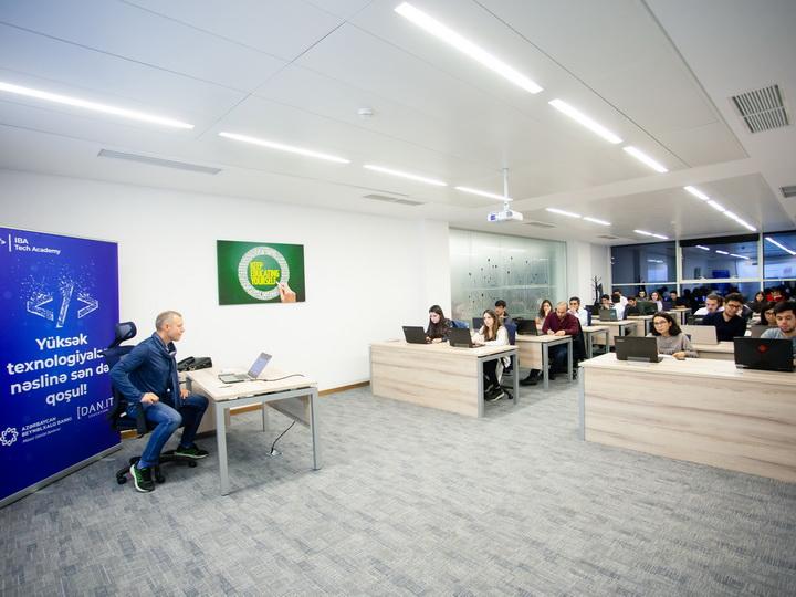 IBA Tech Academy Международного банка Азербайджана объявила о начале деятельности - ФОТО