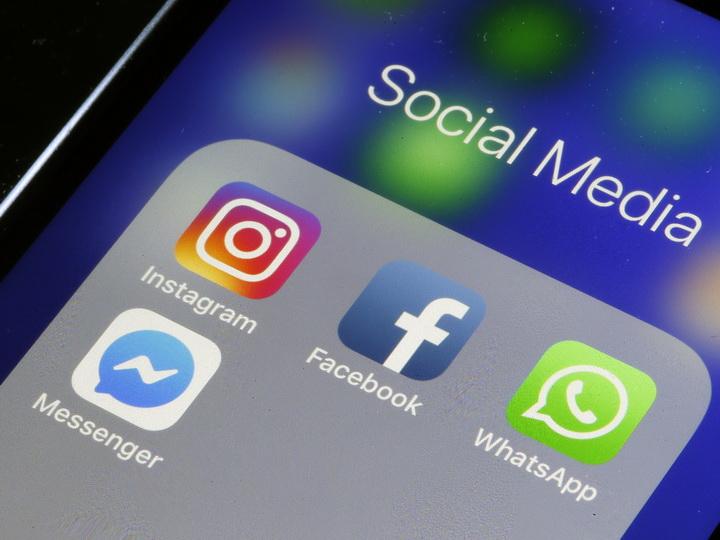 В работе Facebook, Instagram и WhatsApp возник массовый сбой- ФОТО