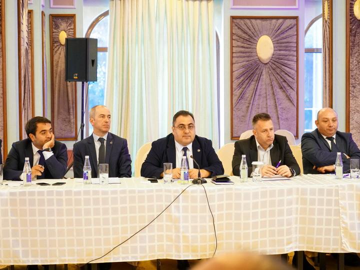 Состоялось общее собраниеCaspian European Club - ФОТО