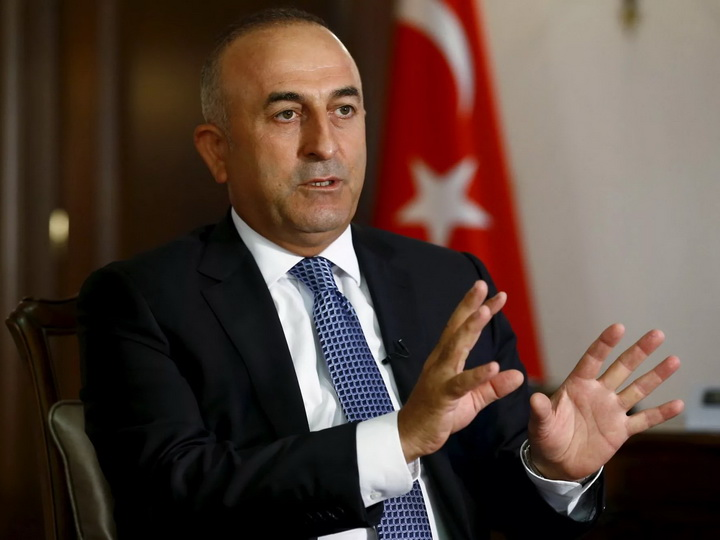 Глава МИД Турции: Мы приостанавливаем операцию в Сирии на 120 часов