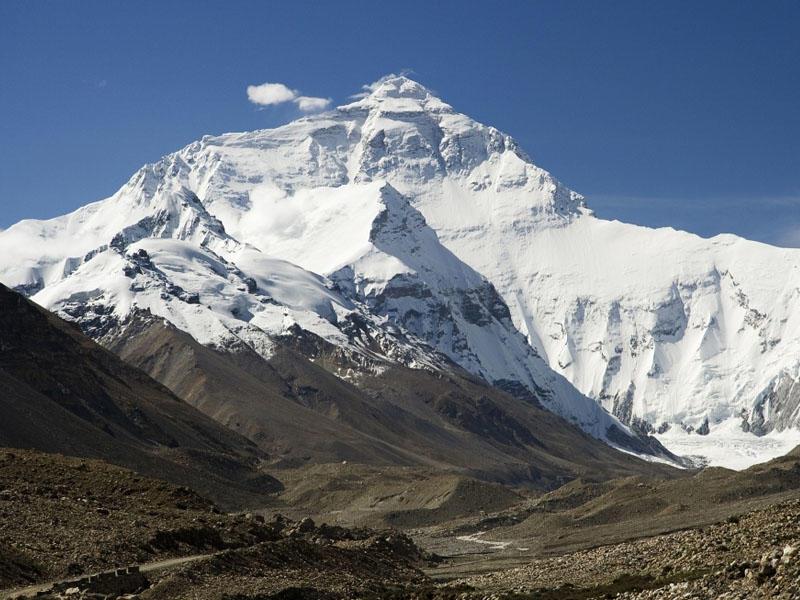 Everest zirvəsinin hündürlüyünü yenidən ölçəcəklər