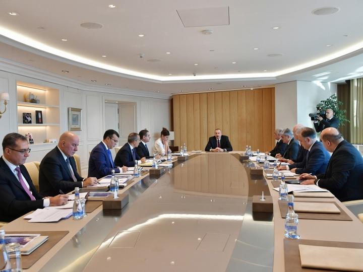 «Невыносимая ситуация»: Ильхам Алиев ставит перед правительством новые задачи