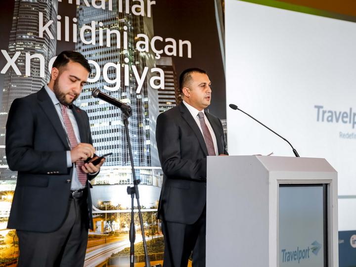 Travelport провел презентацию своего нового представительства в Азербайджане - ФОТО
