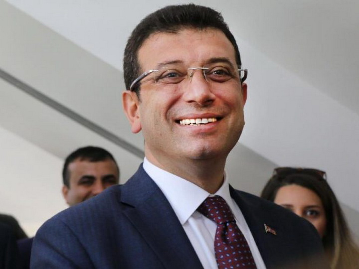 Экрем Имамоглу поздравил Азербайджан Днем независимости