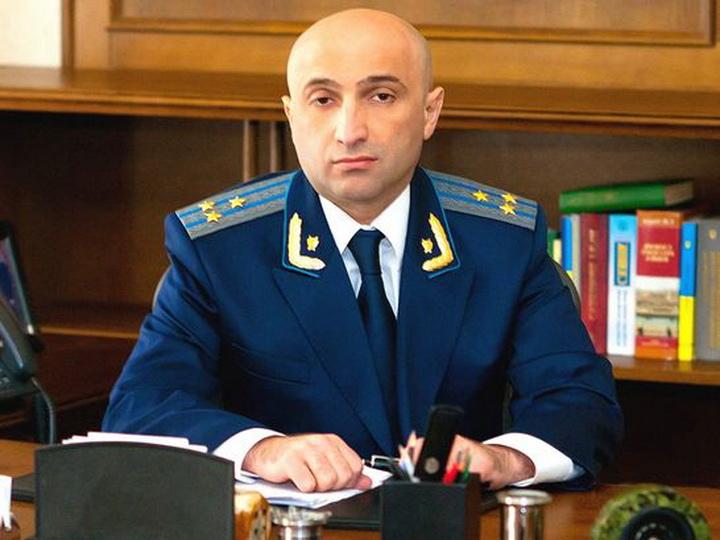 Гюндуз Мамедов стал заместителем генпрокурора Украины - ФОТО