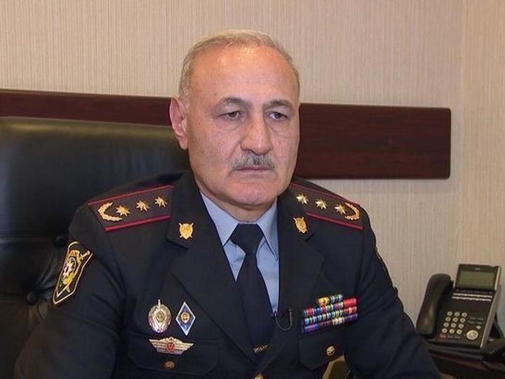 Начальник управления МВД: Попытка провести незаконную акцию в Баку решительно пресечена