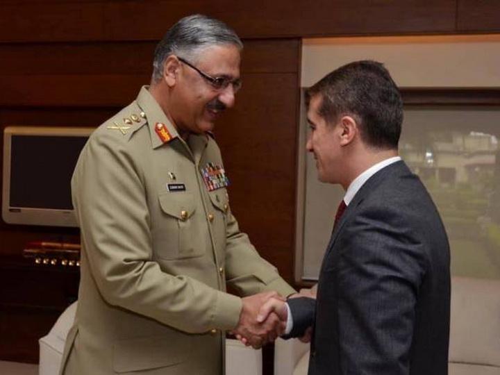 Генерал армии: Пакистан продолжит поддерживать Азербайджан в карабахском вопросе