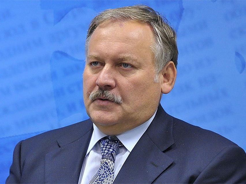 Посольство: «Затулин обязан придерживаться официальной позиции РФ по карабахскому конфликту, которую определяет руководство России»
