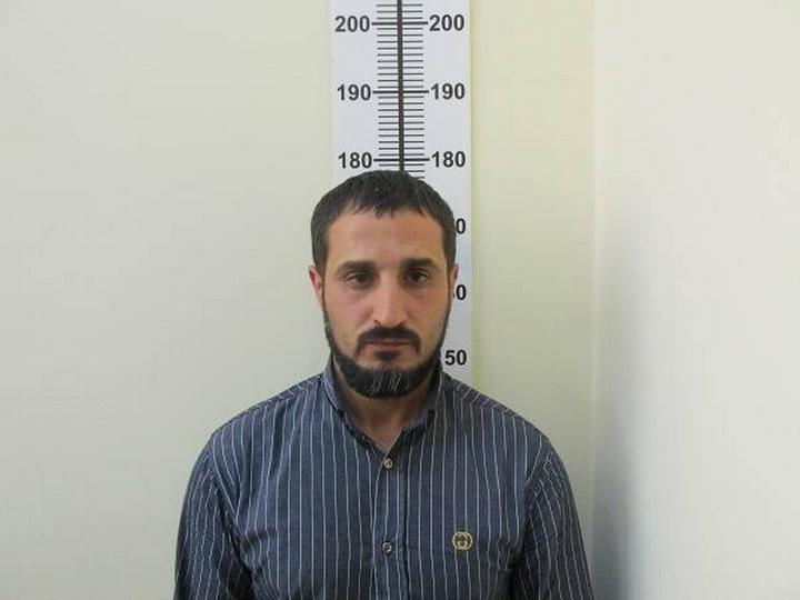 Азербайджанскими пограничниками задержаны опасные уголовники – ФОТО