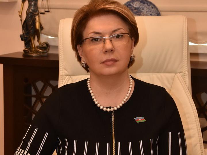 Айтен Мустафазаде: «Протесты могут быть инициированы из-за рубежа»