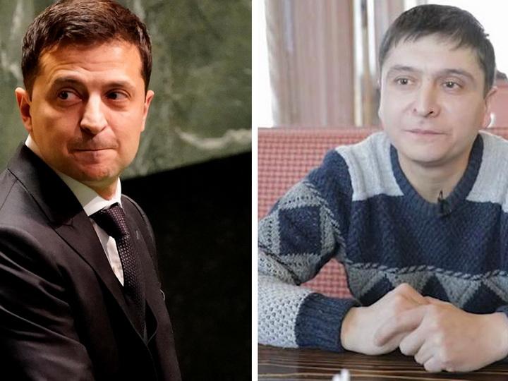 Двойника Зеленского по имени Умид нашли в Москве - ФОТО