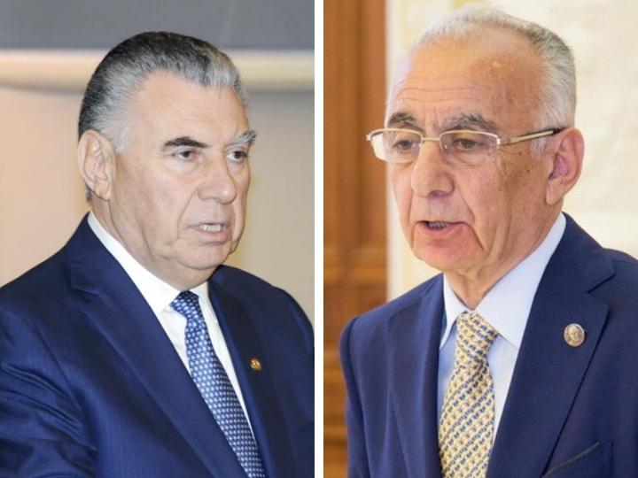 Президент Ильхам Алиевосвободил от должности Гаджибалу Абуталыбова и Али Гасанова - ВИДЕО